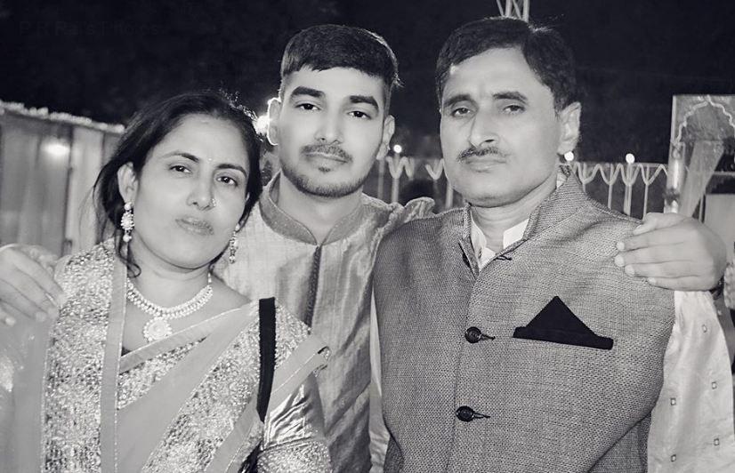 Suneeta Rai brother and parents