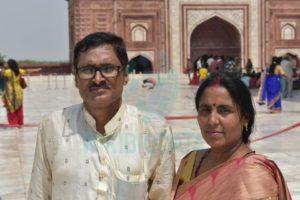Suneeta Rai parents