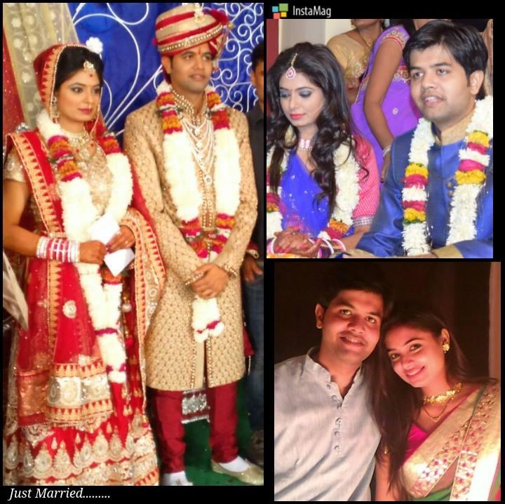 Suneeta Rai with her husband Aditya Sharma