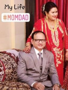 Amir Siddiqui parents