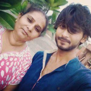 Anupama Prakash mother and brother