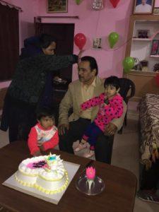 Anupama Prakash parents
