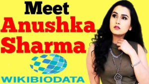 Anushka Sharma Youtuber