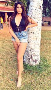 Arushi Handa Height