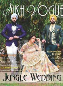 Arushi Handa on the Sikh Vogue