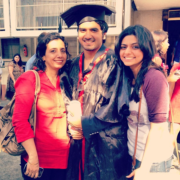 Ayush Mehra Graduation