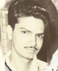 Bharati Pathak father
