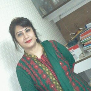 Sunil Lahri wife Bharati Pathak