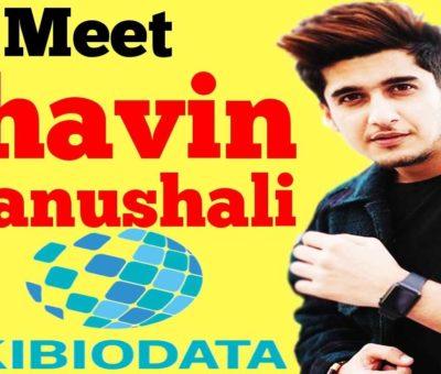 Bhavin Bhanushali