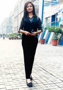 Deepika Yadav Height
