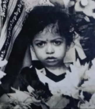 Hasin Jahan childhood