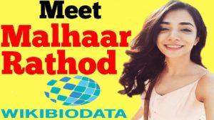 Malhaar Rathod