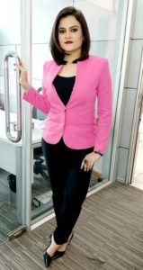 Nida Ahmad Height