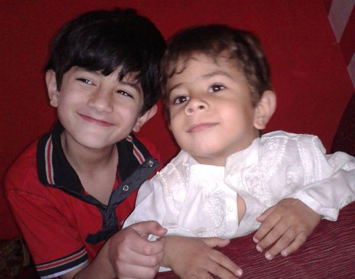 Nida Ahmad sons