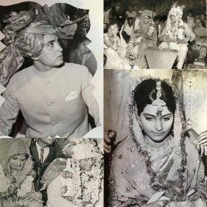 Pinky Roshan marriage