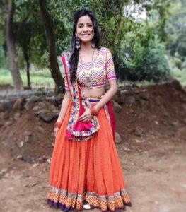 Preksha Mehta Height