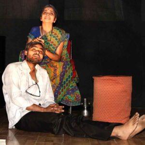 Preksha Mehta Theatre artist