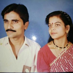 Preksha Mehta parents