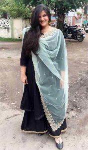 Sanah Kapoor Height