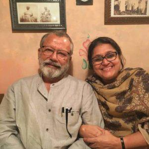 Sanah Kapoor Parents