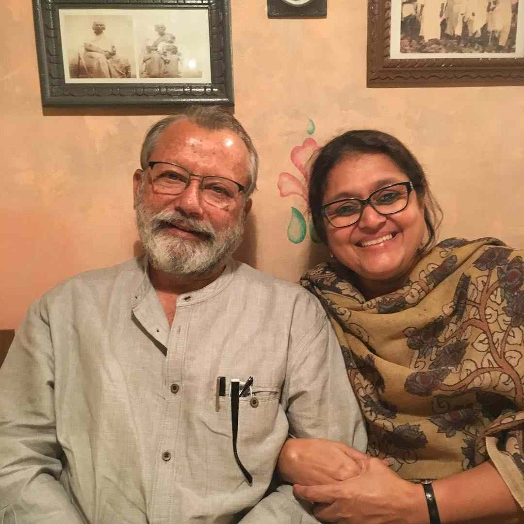 Sanah Kapoor Parents