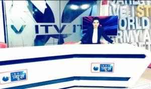 Shazia Nisar India news as an anchor