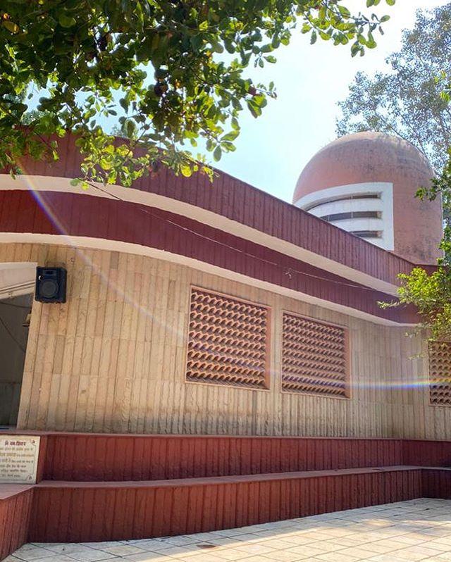 Shiv Temple in Panvel, Maharashtra