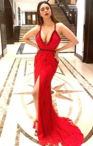 Soundarya Sharma Height