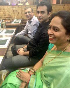 Soundarya Sharma family