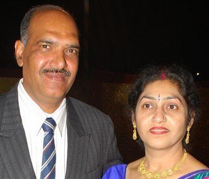 Sunil Lahri brother Shailendra Lahri