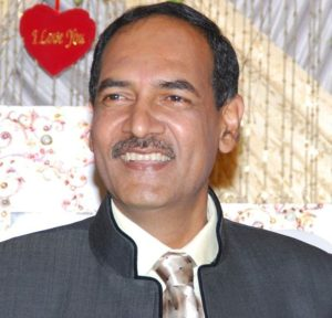Sunil Lahri brother Shashendra Lahri
