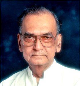 Sunil Lahri father Late Dr. Shikhar Chandra Lahri