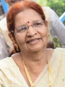 Sunil Lahri mother