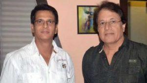 Sunil Lahri with Arun Govil