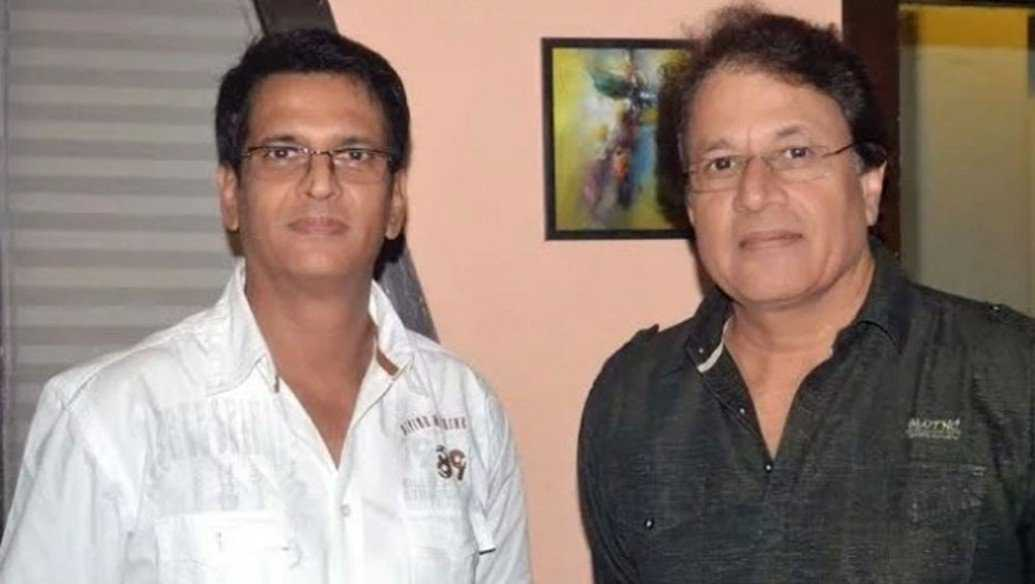 Sunil Lahri with Arun Govil