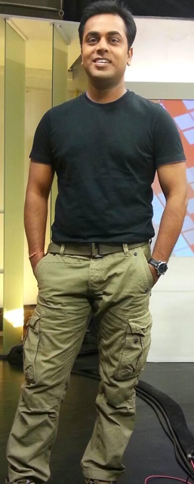 Sushant Sinha Height