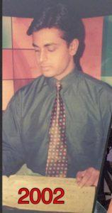 Sushant Sinha Jain Tv