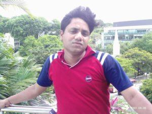 Sweta Srivastava brother