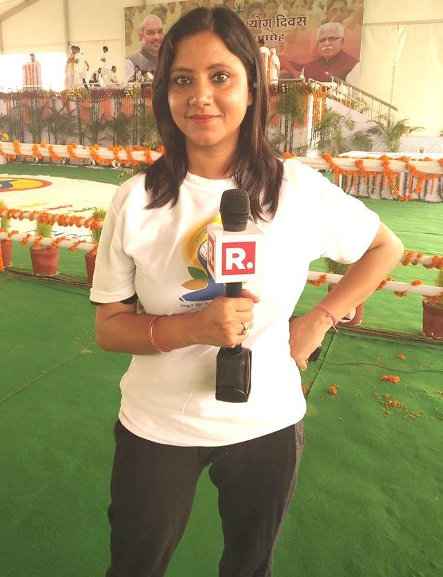 Sweta Srivastava