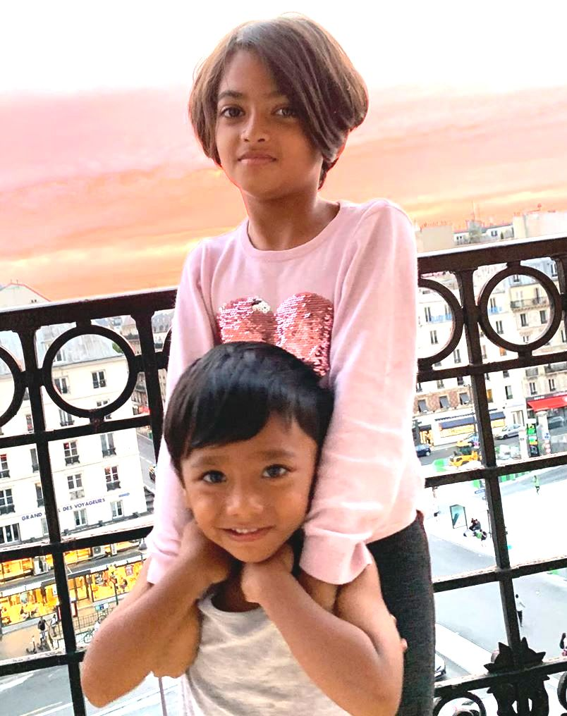 Aaliya Siddiqui Children