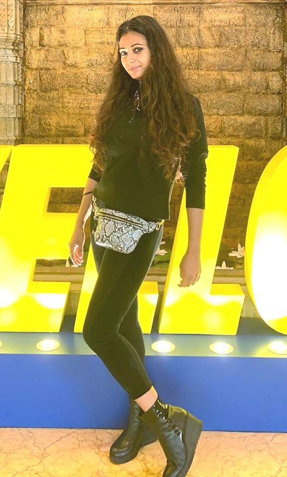 Aaliya Siddiqui Height