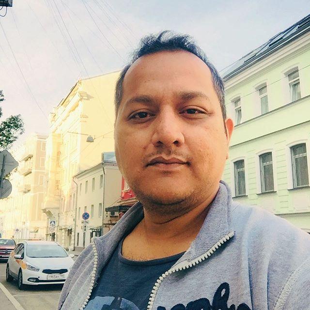 Ashish R Shukla