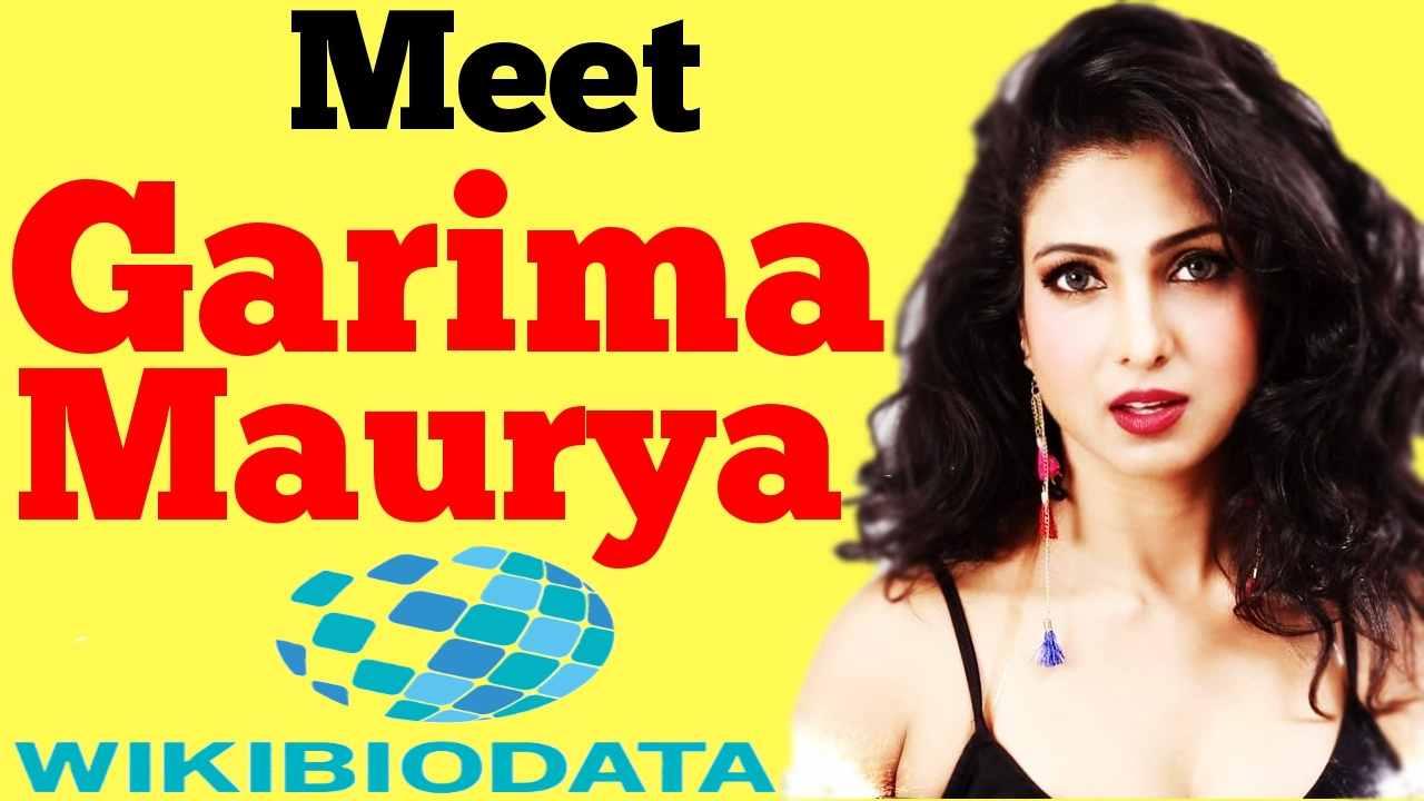 Garima Maurya