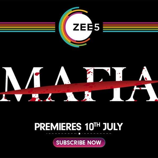 Mafia web series Cast