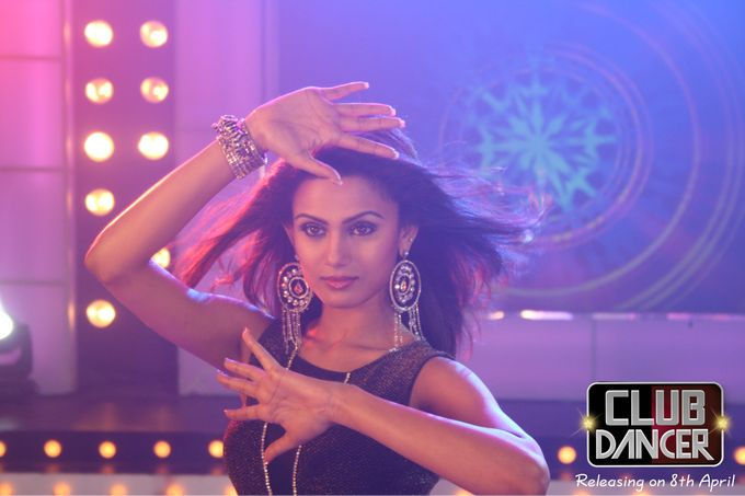 Nisha Mavani in Club Dancer