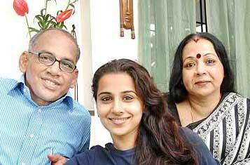 Priya Balan family