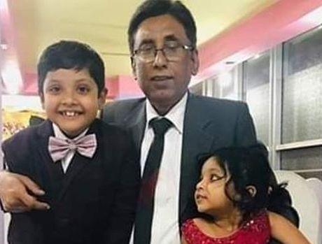 Shahedin Akther father