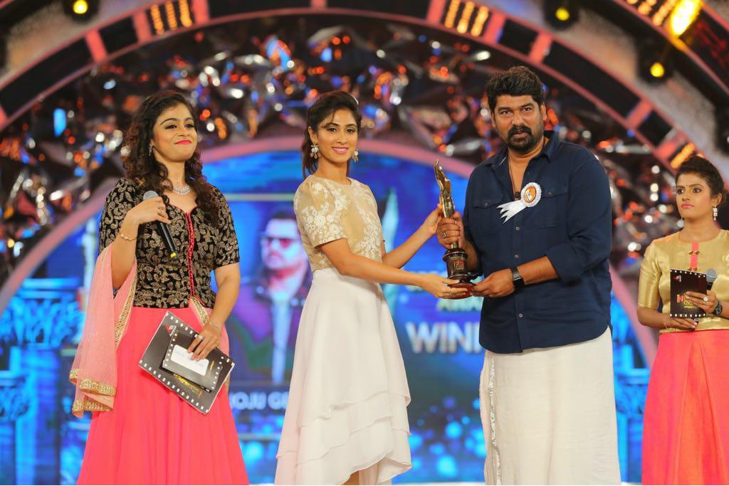 Deepti Sati Asianet film awards