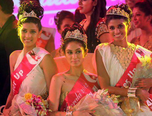 Deepti Sati Miss Kerala