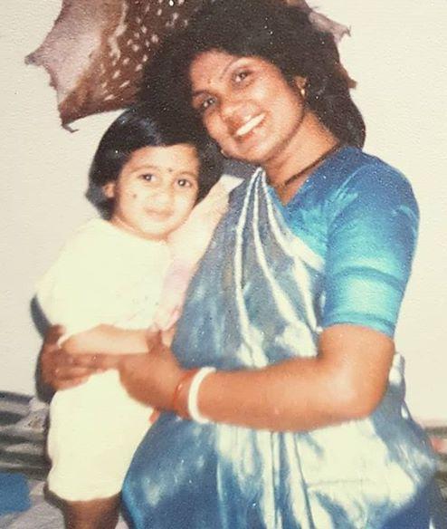 Deepti Sati childhood